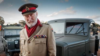'I hope viewers are appalled': James Cromwell on ABC's Maralinga drama