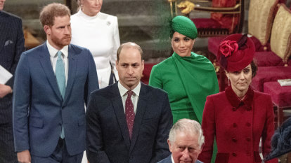 William and Catherine 'hopeful of a reconciliation' with Harry and Meghan
