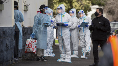 Albert Park special accommodation facility to be investigated after outbreak