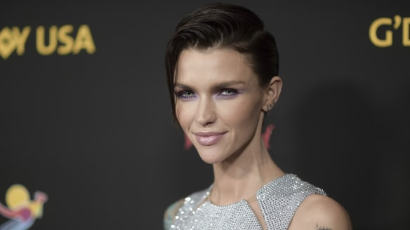 Ruby Rose set to soar as gay Batwoman