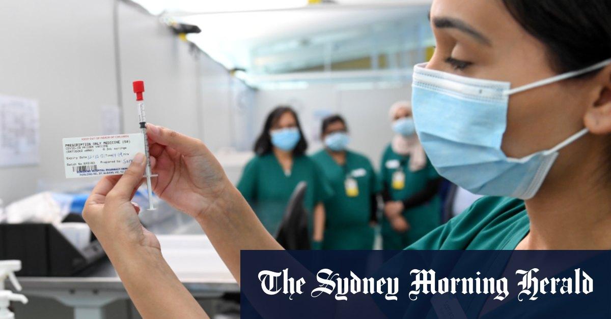 TGA bans Pfizer AstraZeneca brand mentions in COVID-19 vaccine advertising – Sydney Morning Herald
