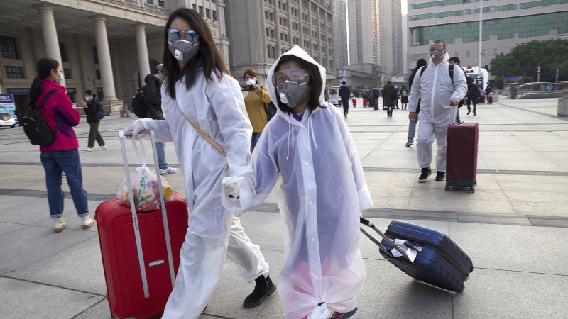 Coronavirus updates LIVE: Global COVID-19 cases surpass 1.6 million Australian death toll at 56 – The Sydney Morning Herald