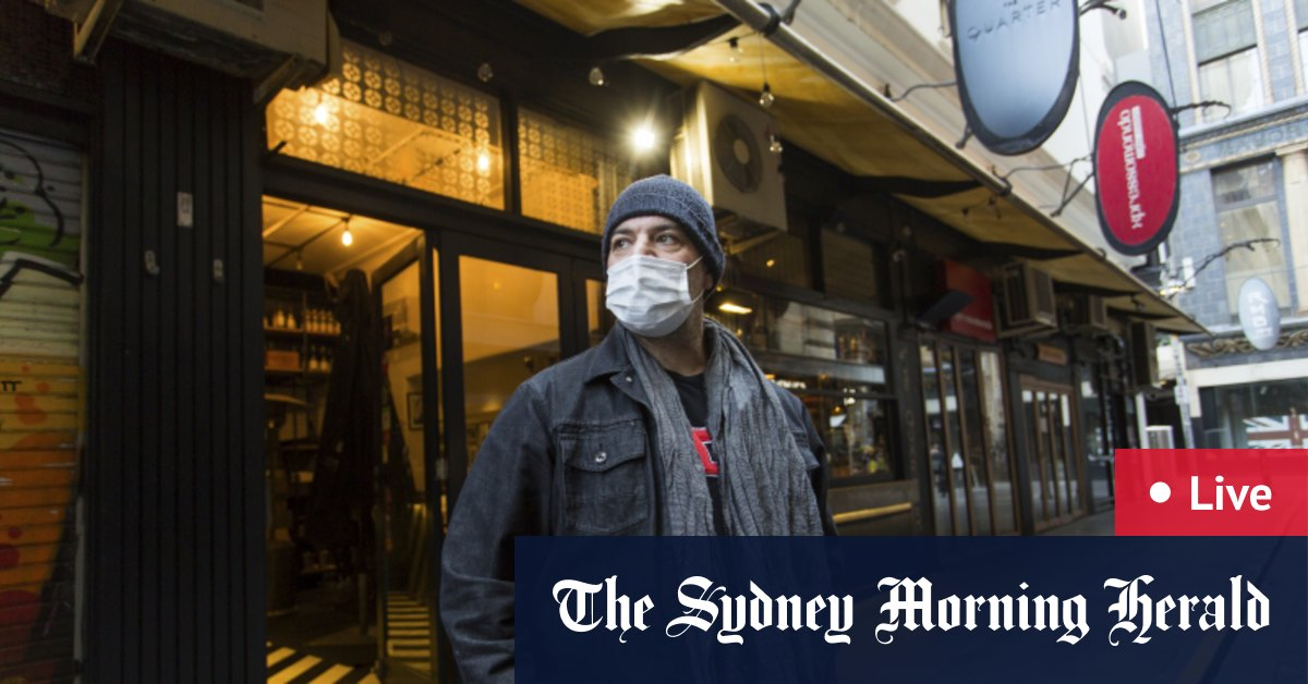 Coronavirus updates LIVE: Victoria records one new COVID-19 case for Saturday as state government foreshadows lifting of restrictions; UK lockdown commences as Australian death toll stands at 904 – The Sydney Morning Herald