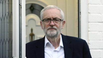 Tide turns towards Corbyn amid May's Brexit woes