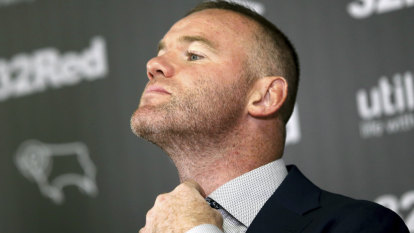 Wayne Rooney seals player-coach role at Championship side Derby