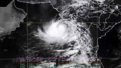 India is in the path of 'very severe' Cyclone Vayu