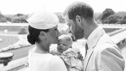 Prince Harry and Meghan's baby Archie christened at Windsor