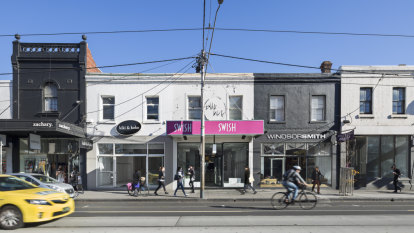 Bread rises in former suburban fashion strip