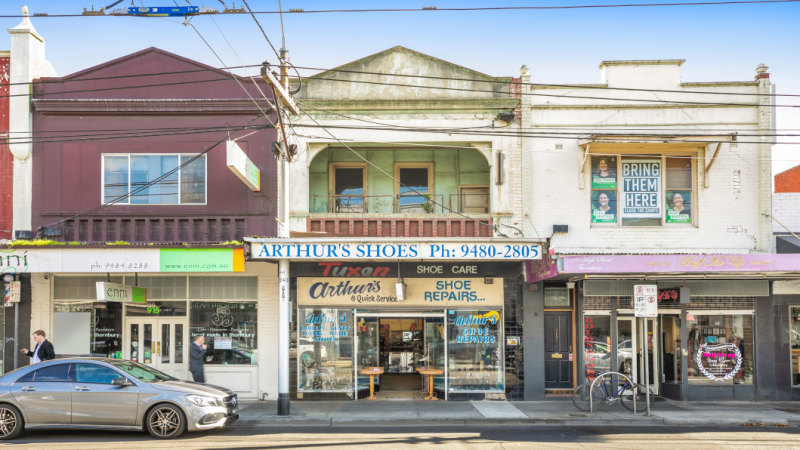 Investors target Thornbury shops as High Street takes off