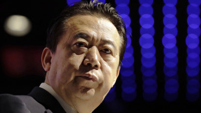 Interpol ex-president confesses to taking millions in bribes, China says