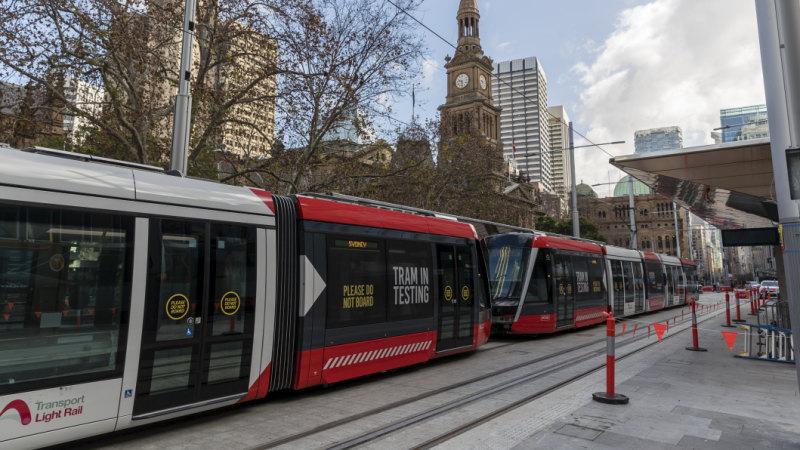 sydney light rail - photo #22