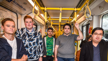 The NUMTOTs: millennials obsessed with public transport and memes