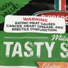 'Cancer and erectile dysfunction': Vegan activists target supermarkets