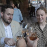 Bring joie de vivre: Minister wants to relax outdoor drinking rules