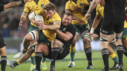 Mission incredible: Wallabies may face All Blacks in five Bledisloe clashes