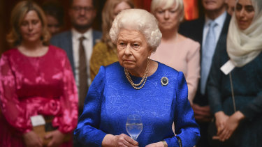 Queen Elizabeth II is likely to have been left devastated by the news that the Sussexes are stepping back from royal duties.