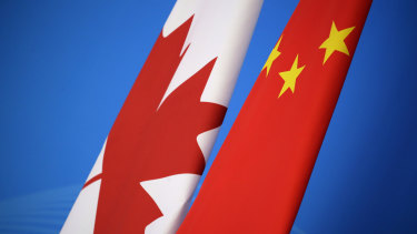 Canada's relations with China has been as rocky and unpredictable as Australia's relationship with the Asian nation.