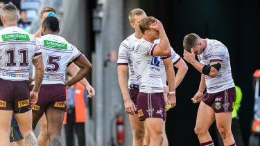 NRL players are no strangers to Gladstone after the town hosted a Titans-Sea Eagles game.