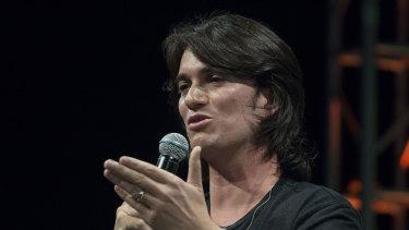 WeWork co-founder Adam Neumann.