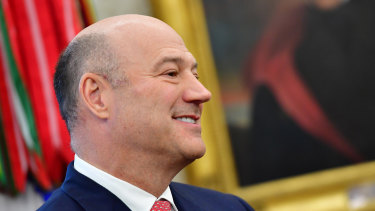 Gary Cohn, former director of the US National Economic Council, stole a document from Trump's desk to prevent him from signing it.