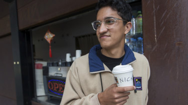 """Sanjiv Gopal has found his non-Anglo name is still something that people trip up on. His """"coffee name"""" is Nick."""