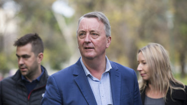 "Victoria's Mental Health Minister Martin Foley said ""the cost of inaction isn't just measured in dollars − all too often it's measured in human lives""."