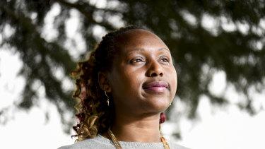 Susan Yengi says African Australian candidates are passionate about representing marginalised groups.
