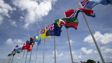 Five countries have declared they will leave the Pacific Islands Forum.