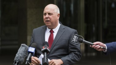 Treasurer Tim Pallas argues a boost to the minimum wage will curb inequality.