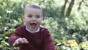 The youngest child of the Duke and Duchess of Cambridge is turning 1.