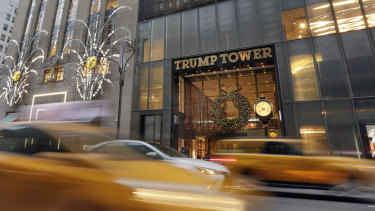 Donald Trump's official residency used to be Trump Tower, where the Trump Organisation also has its headquarters.