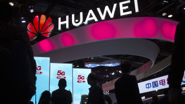 Huawei won't be involved in building a mobile data network for Perth's public rail system.