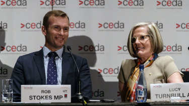 Planning Minister Rob Stokes and Greater Sydney Commission Chief Commissioner Lucy Turnbull appointed Dr Sarah Hill as the chief executive of the commission in December 2015.
