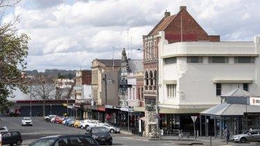 Ballarat will go into lockdown from 11.59pm tonight until midnight on Wednesday, September 22.