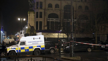 Police are focusing on the role of the New IRA in recent attacks in Northern Ireland.