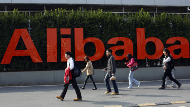 Son's early bet on Chinese giant Alibaba helped cement his reputation as an investing savant.