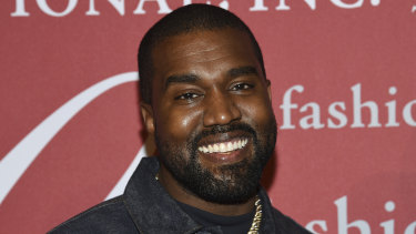 Kanye West inked a multi-year deal with Gap last week.