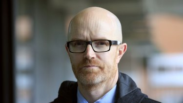Facebook's vice-president of policy for Asia Pacific, Simon Milner.
