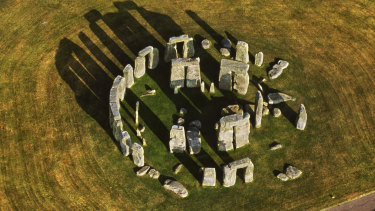 The annual Summer Solstice at Stonehenge was cancelled this year because of the coronavirus.
