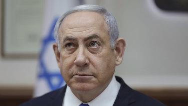 Benjamin Netanyahu has denied any wrongdoing.