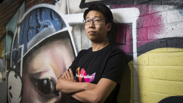Jack Zhang is the co-founder and chief executive of Airwallex which is Australia's newest tech unicorn.