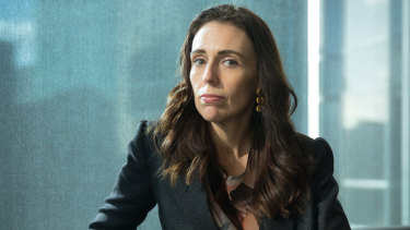 "New Zealand Prime Minister Jacinda Ardern says ""we've consistently"" made the offer to Australia to resettle 150 people."