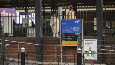 Public transport groups say the station needs an upgrade before the Metro Tunnel is complete.