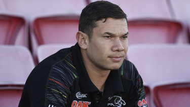 Brent Naden has not played NRL this season.