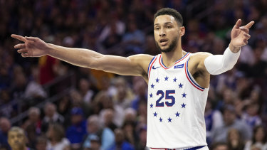 Australian stars including Ben Simmons are driving interest in NBA, Tabcorp said.