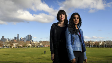 Stephanie Milione and Shireen Morris are among the next generation of women considering a career in Australian politics, despite how they have seen women before them treated.