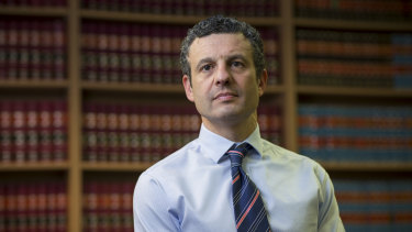 Criminal Bar Association of Victoria chair Daniel Gurvich says judge-only trial applications may increase if jury trials do not resume soon.