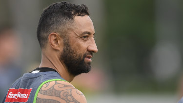 Family reasons were the simple reason Benji Marshall had no appetite for leaving Sydney to extend his career.