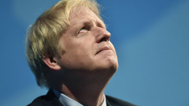 Boris Johnson, widely seen as the British prime minister in waiting, grew up in Primrose Hill.