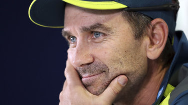 Australia coach Justin Langer is buoyed by current performances in Australian cricket.
